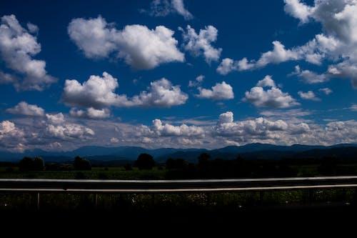 Free stock photo of blue, blue sky, cloudy sky