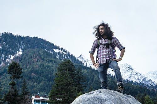Бесплатное стоковое фото с indiantraveller, гора, индийский, индия