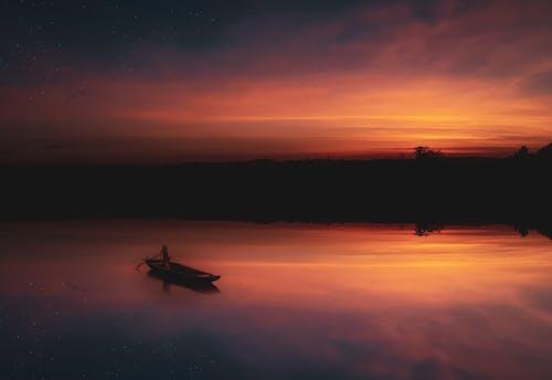 Δωρεάν στοκ φωτογραφιών με Ανατολή ηλίου, αντανάκλαση, απόγευμα, αυγή