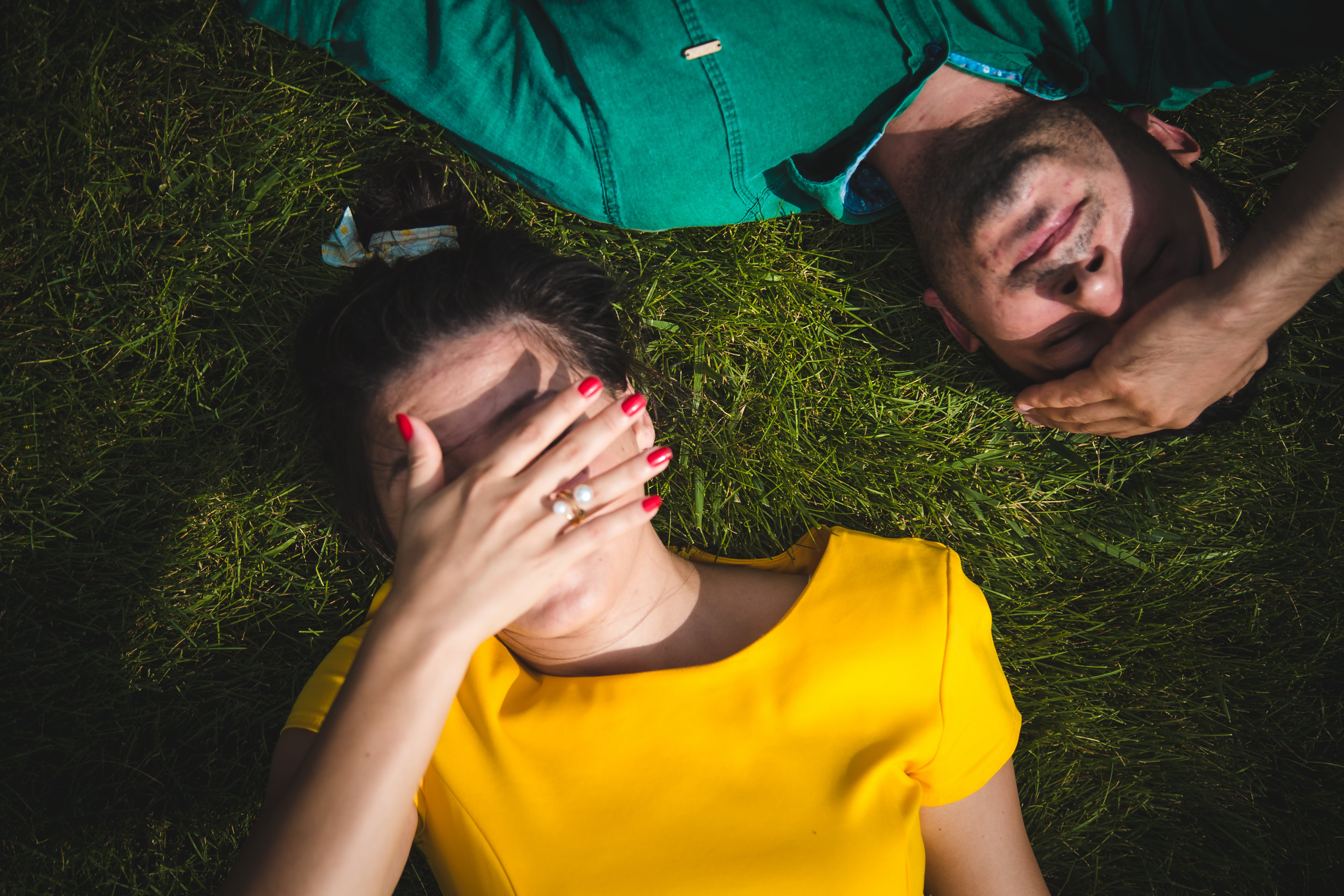 Free stock photo of boy, couple, fall in love, girl