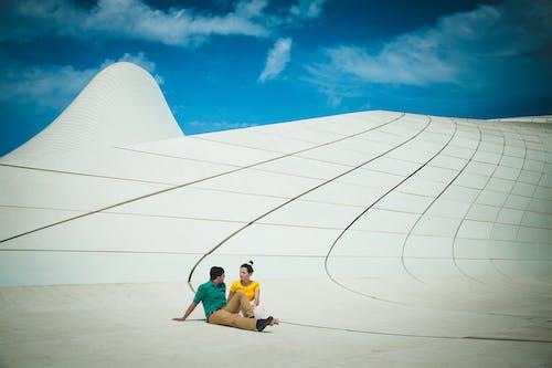 구름, 바쿠, 부부 사랑, 사랑의 무료 스톡 사진
