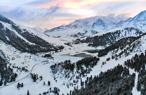 Fotos de stock gratuitas de cubierto de nieve, escénico, frío, invierno