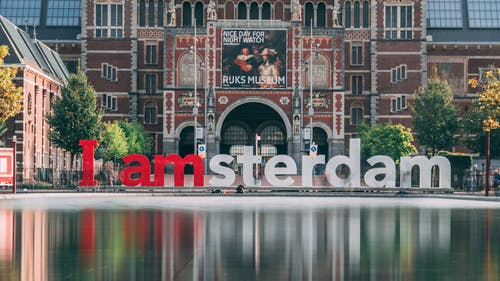 Ảnh lưu trữ miễn phí về ký tên, tôi là người amsterdam, tôi là sterdam