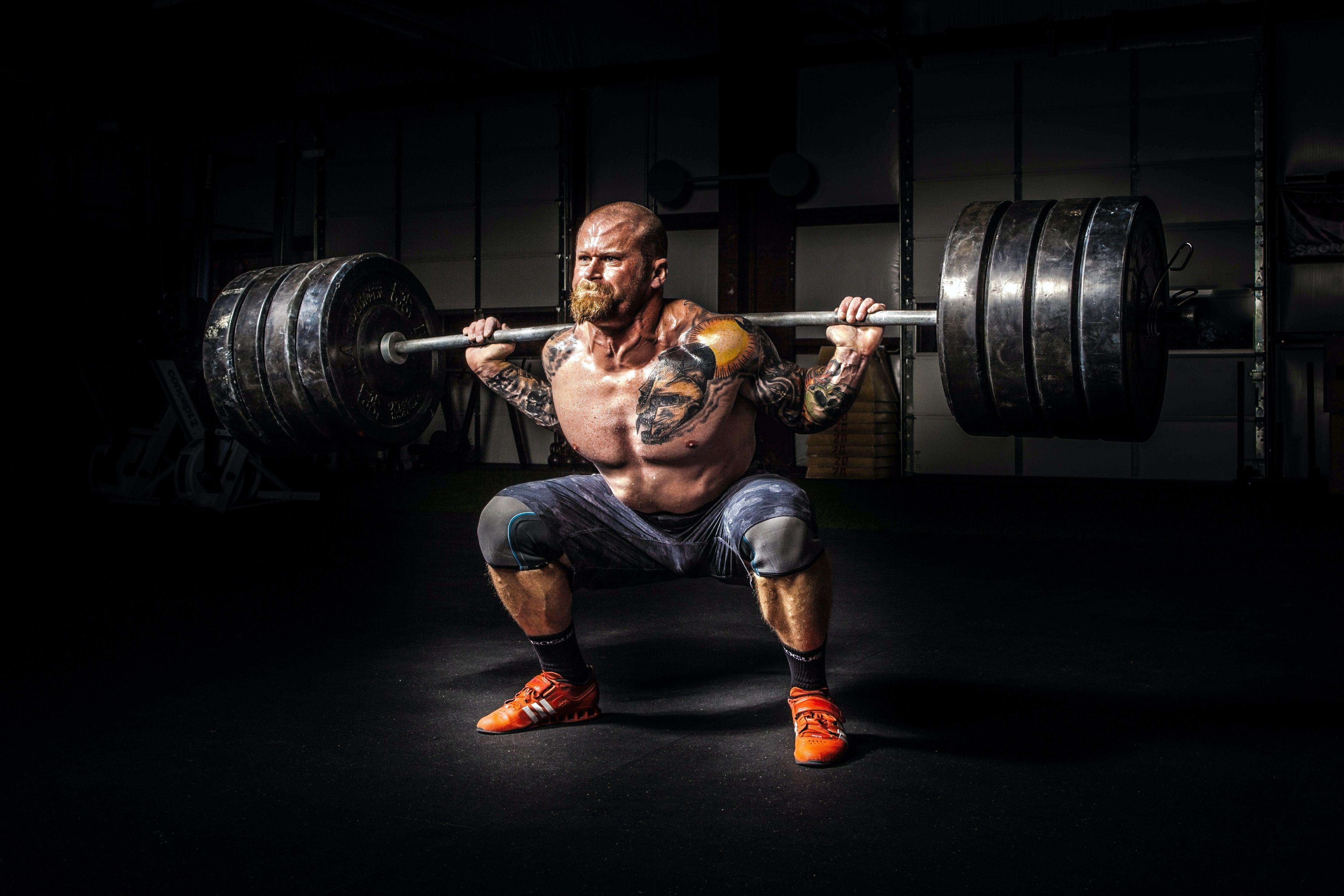 Fitnessstudio wallpaper  Kostenloses Foto zum Thema: anstrengend, anstrengung, ausbildung
