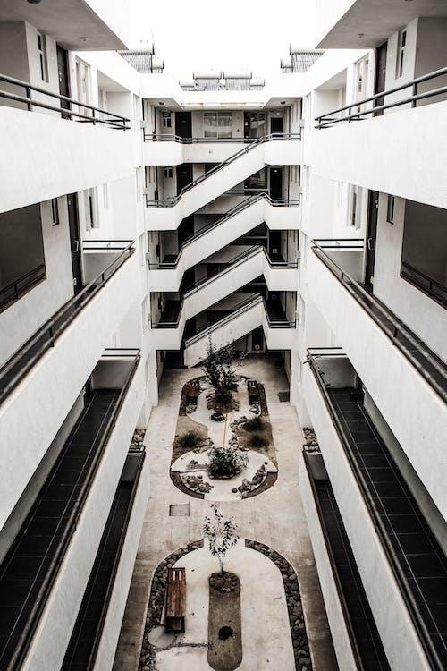 architektonický dizajn, architektúra, budova