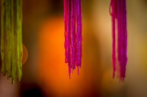 Free stock photo of colour, tassel