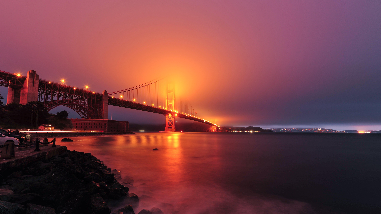 Fotobanka sbezplatnými fotkami na tému architektúra, fort point, Golden Gate, Golden Gate Bridge