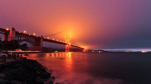 Photo Of Golden Gate Bridge, San Francisco