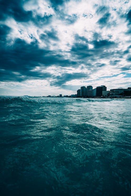 坎昆, 墨西哥, 夏天, 夏季 的 免費圖庫相片