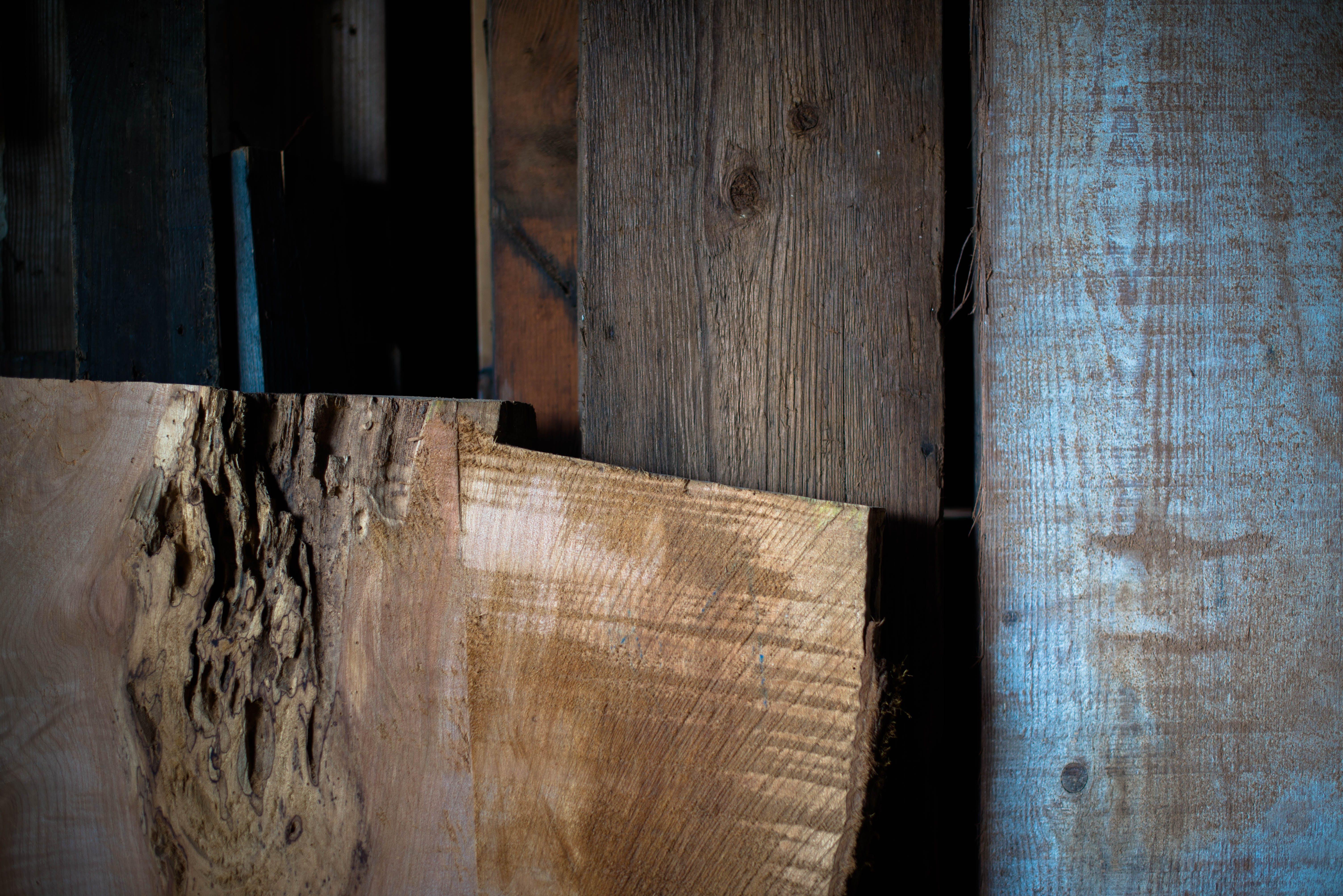 Free stock photo of lumber, wood