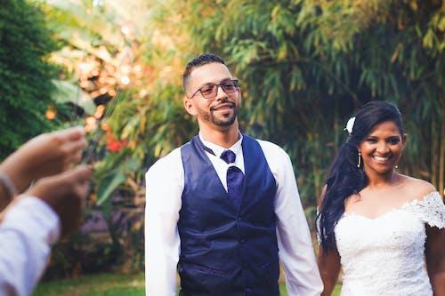 Photo of Newlywed Couple