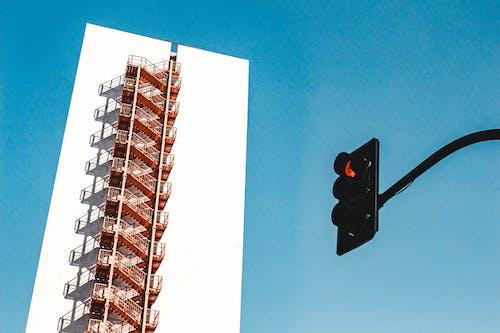 가벼운, 가장 높은, 강철, 거리의 무료 스톡 사진