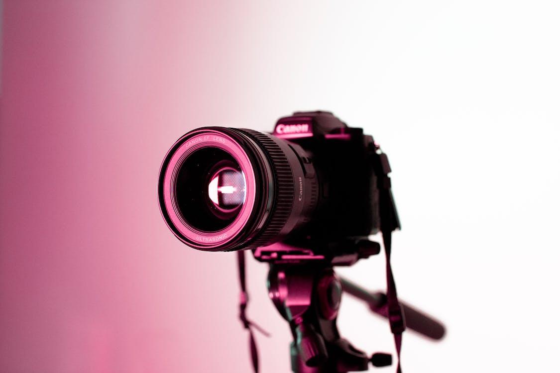 Canon, DSLR, DSLR-камера