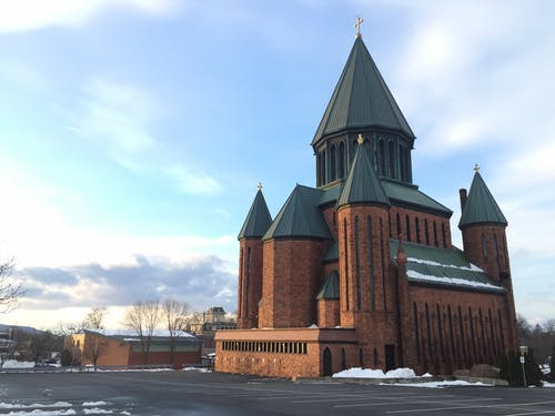 Free stock photo of church, schenectady, st john s
