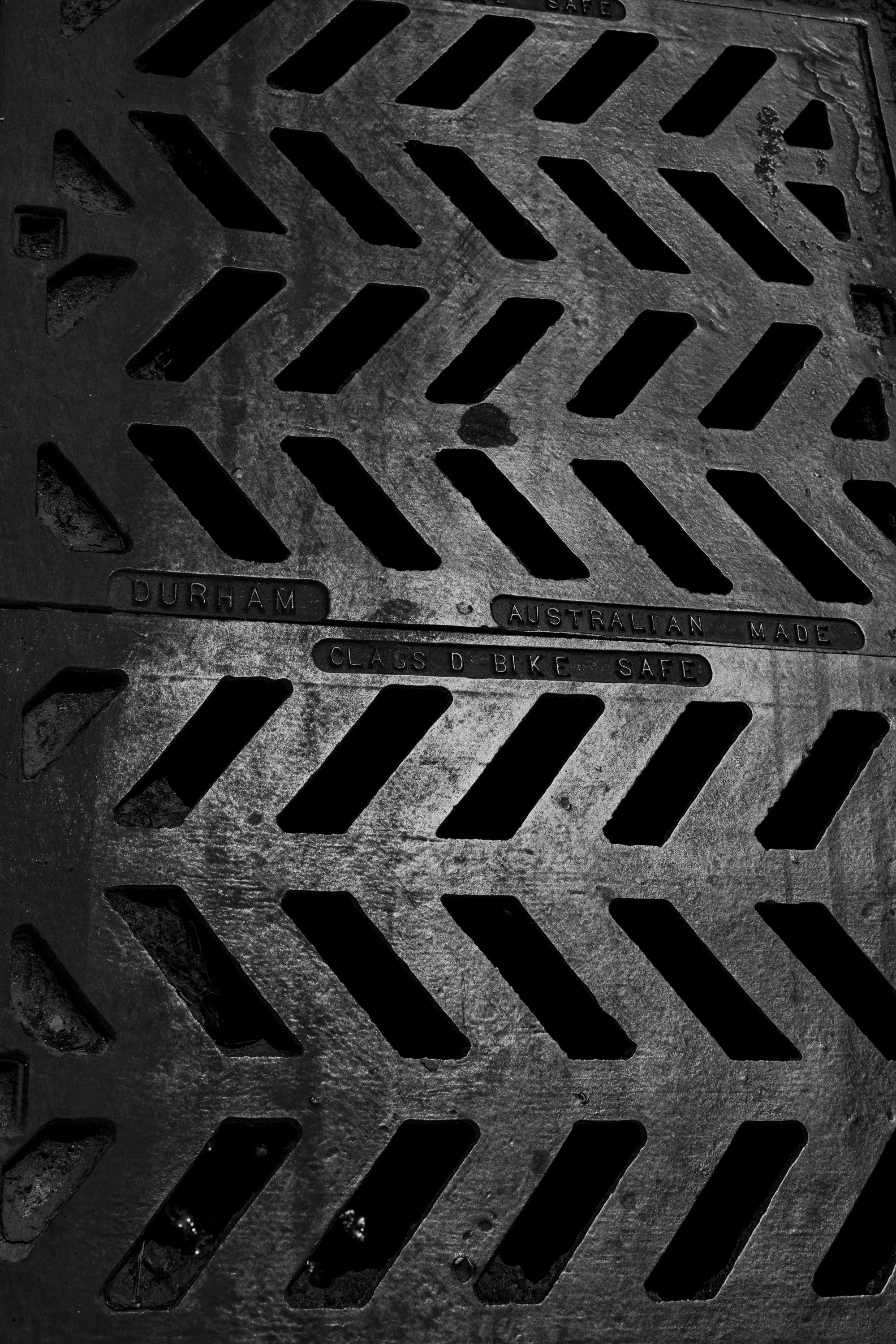 Free stock photo of #abstractphotography, #blackandwhite, #grate