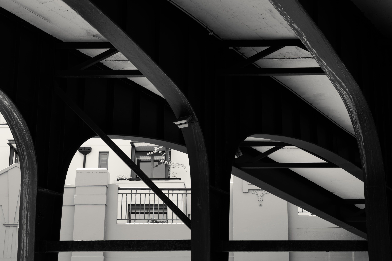 Free stock photo of #architecture, #blackandwhite