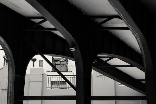 Free stock photo of architecture, blackandwhite