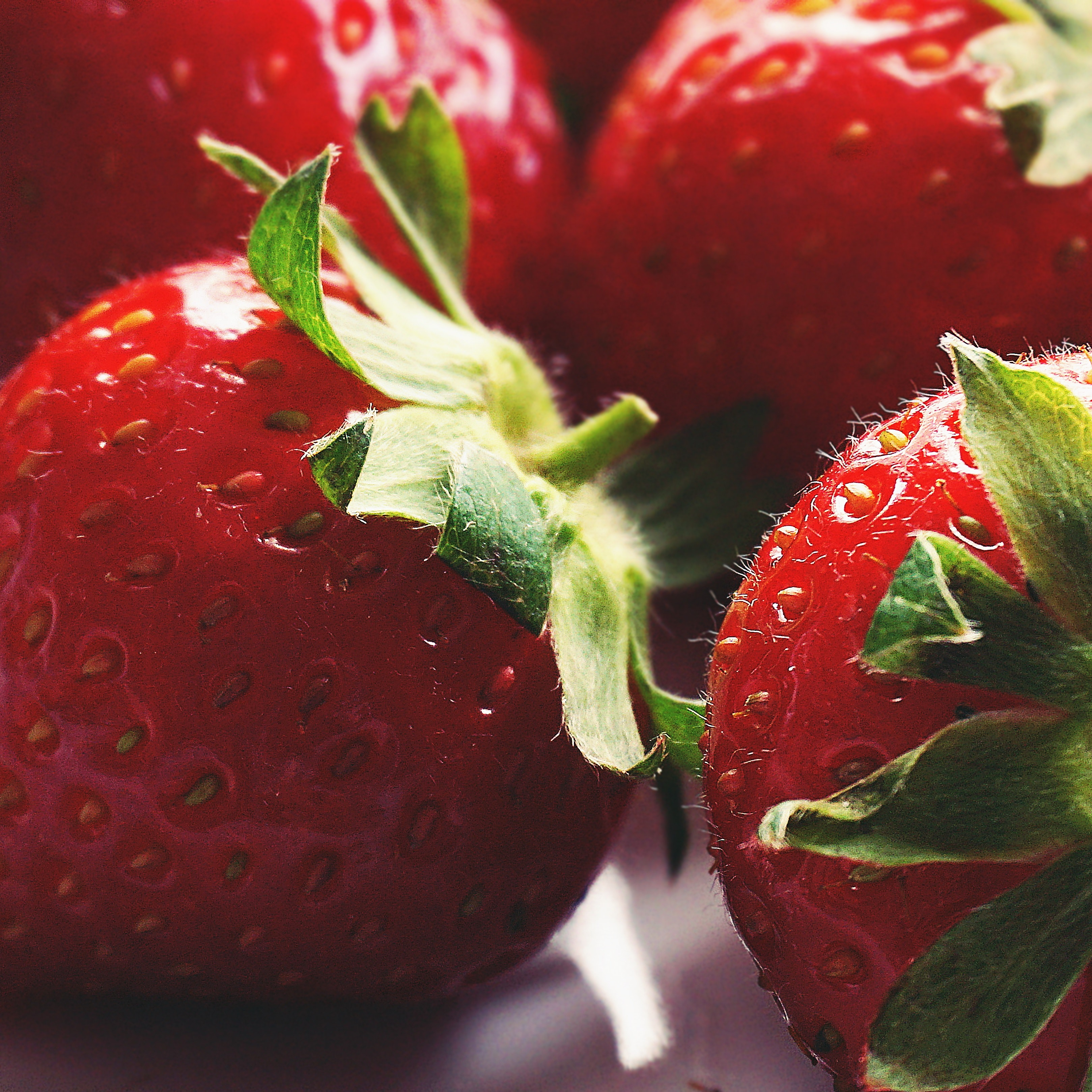 Strawberry to increase vitamin c