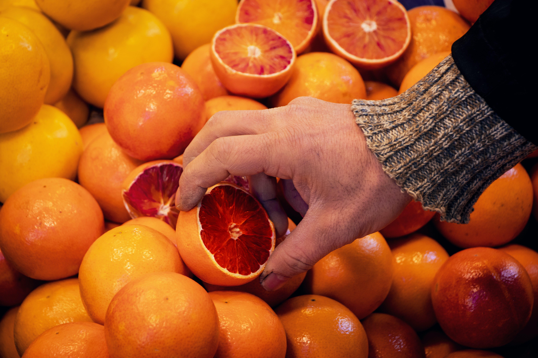 Free stock photo of orange, orange background, orange color, oranges