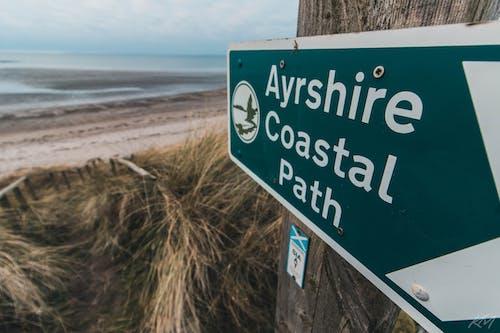 Free stock photo of ayrshire, beach, coast, coastal