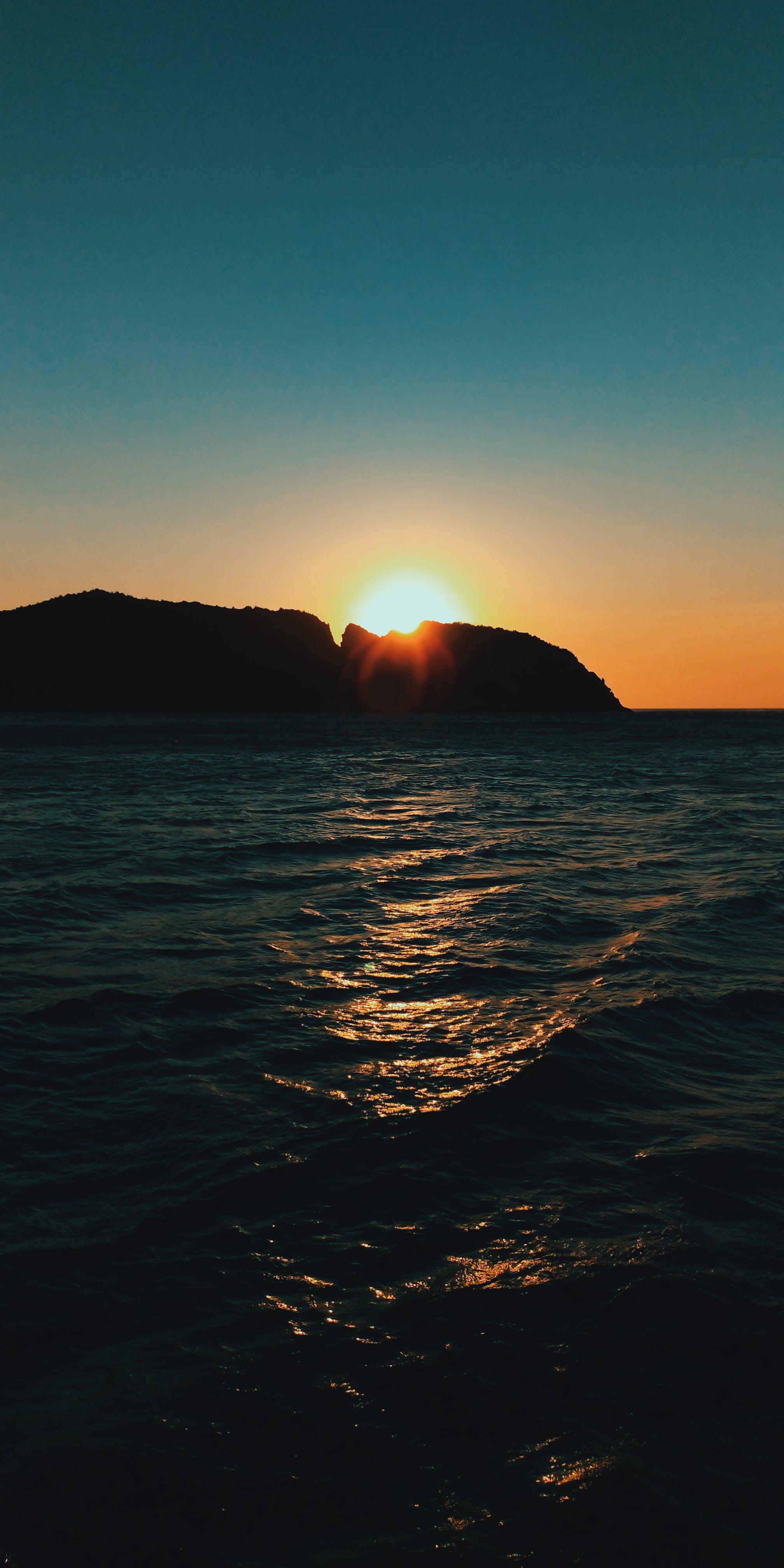 Free stock photo of beautiful landscape, blue, brazil, ocean