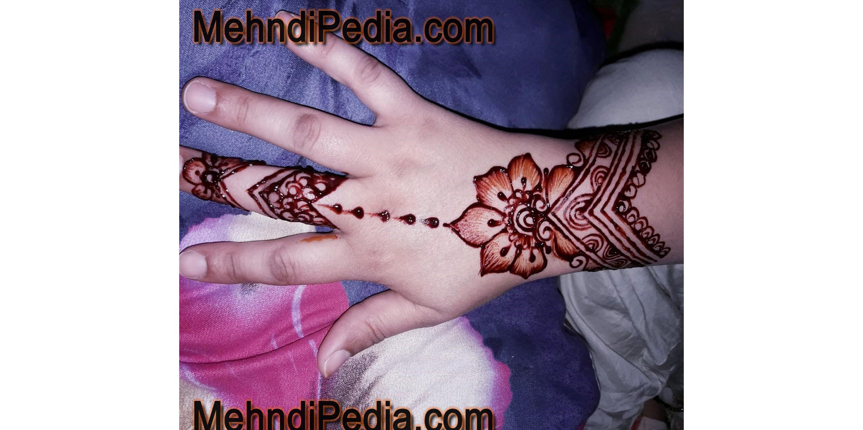 Free Stock Photo Of Back Hand Mehndi Designs Easy Henna Designs Henna Designs