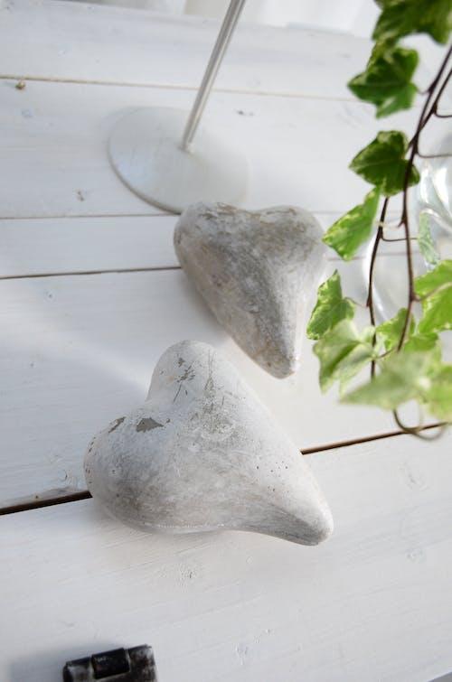 Základová fotografie zdarma na téma kameny, srdce, stříbrné kameny