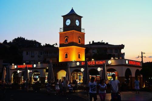 Fotobanka sbezplatnými fotkami na tému #marmaris, #tonight, #turkey
