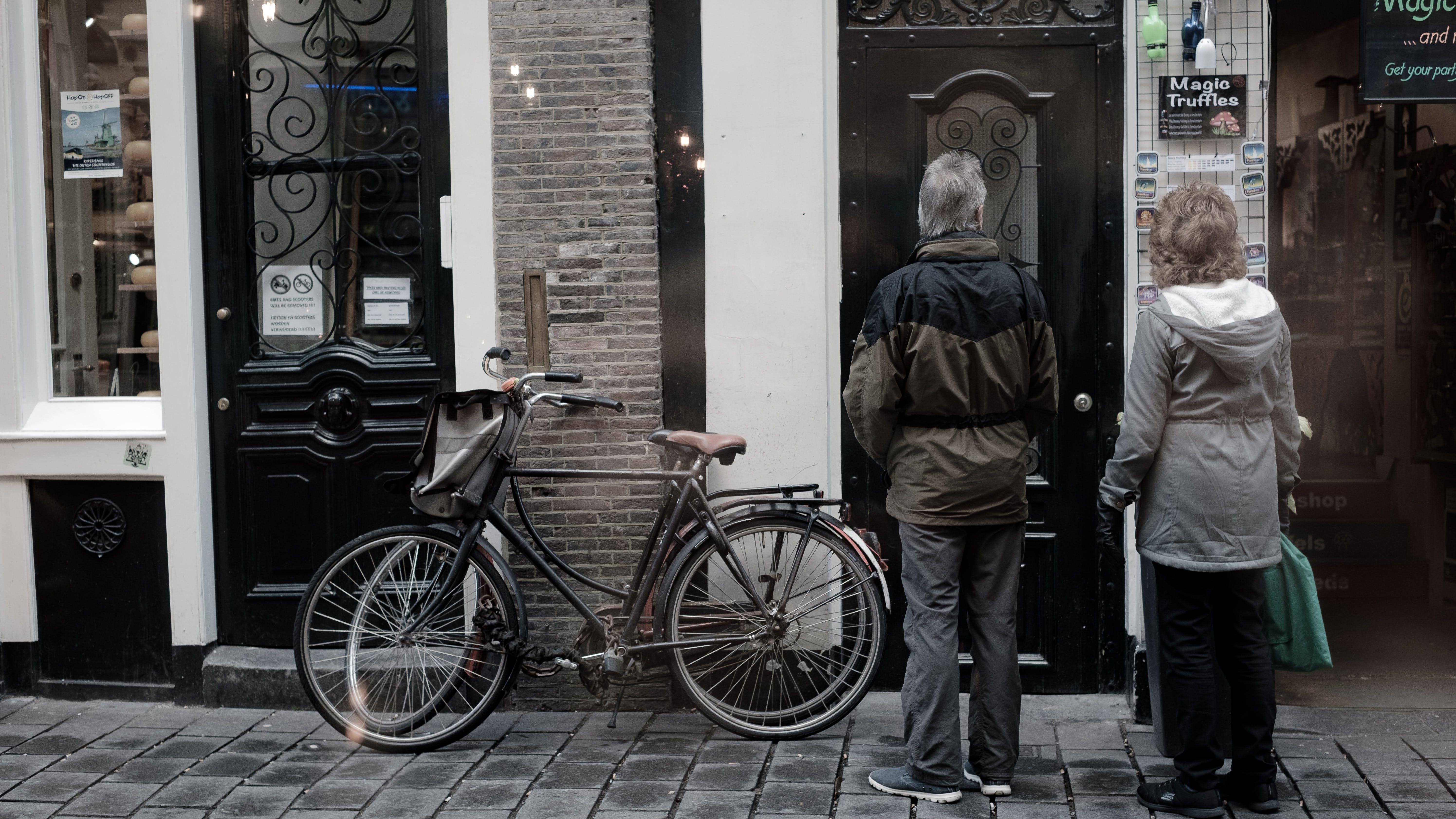 Fotos de stock gratuitas de 35 mm, amsterdam, calle, fotografía callejera