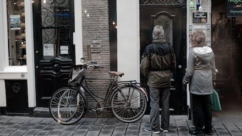 Foto d'estoc gratuïta de 35 mm, amsterdam, carrer, fotografia de carrer