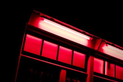 Foto d'estoc gratuïta de 35 mm, amsterdam, carrer, districte de llum vermella