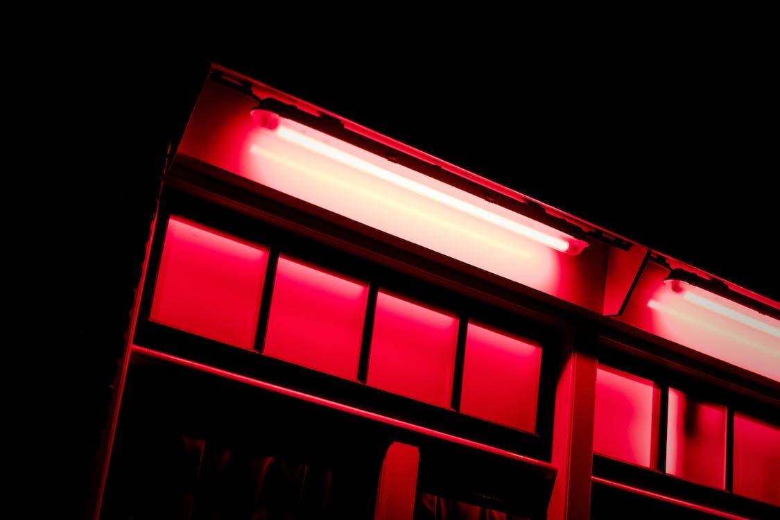 35mm, Amsterdam, červená