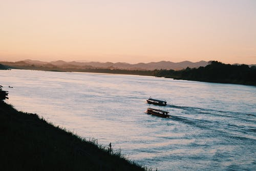 Gratis lagerfoto af båd, naturlig, rejse, Thailand