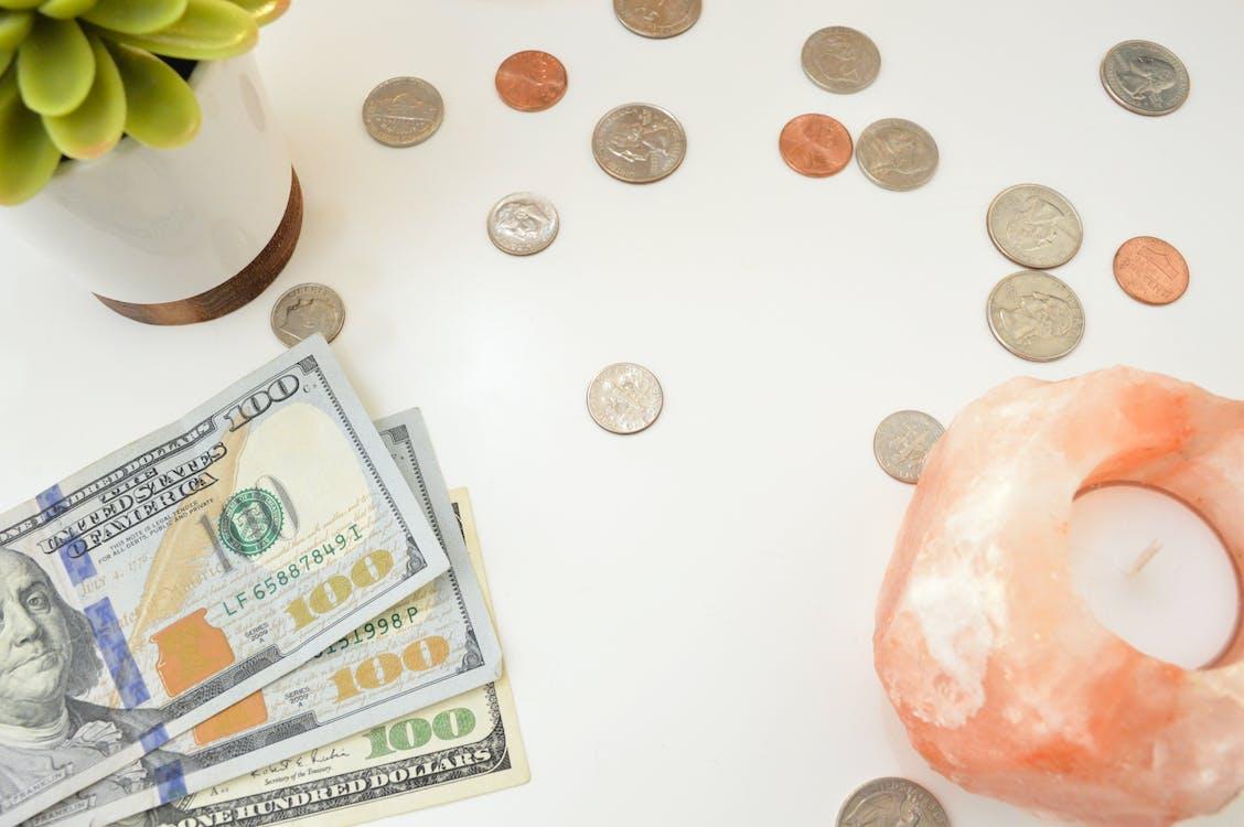 お金, お金ストックフォト, お金の写真