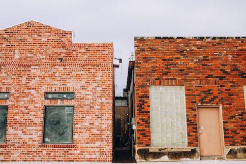 Бесплатное стоковое фото с архитектура, здания, кирпичи, кирпичные стены