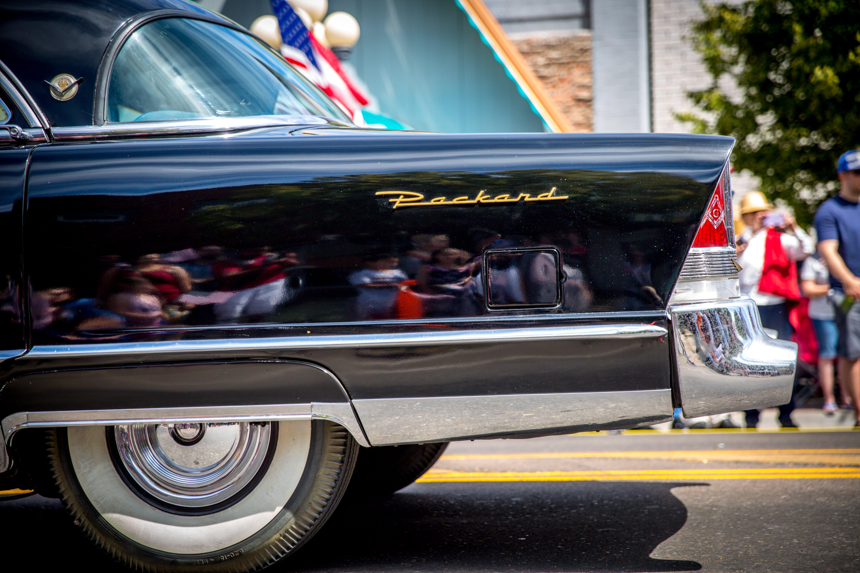 Free stock photo of automobile, car, chrome, classic car
