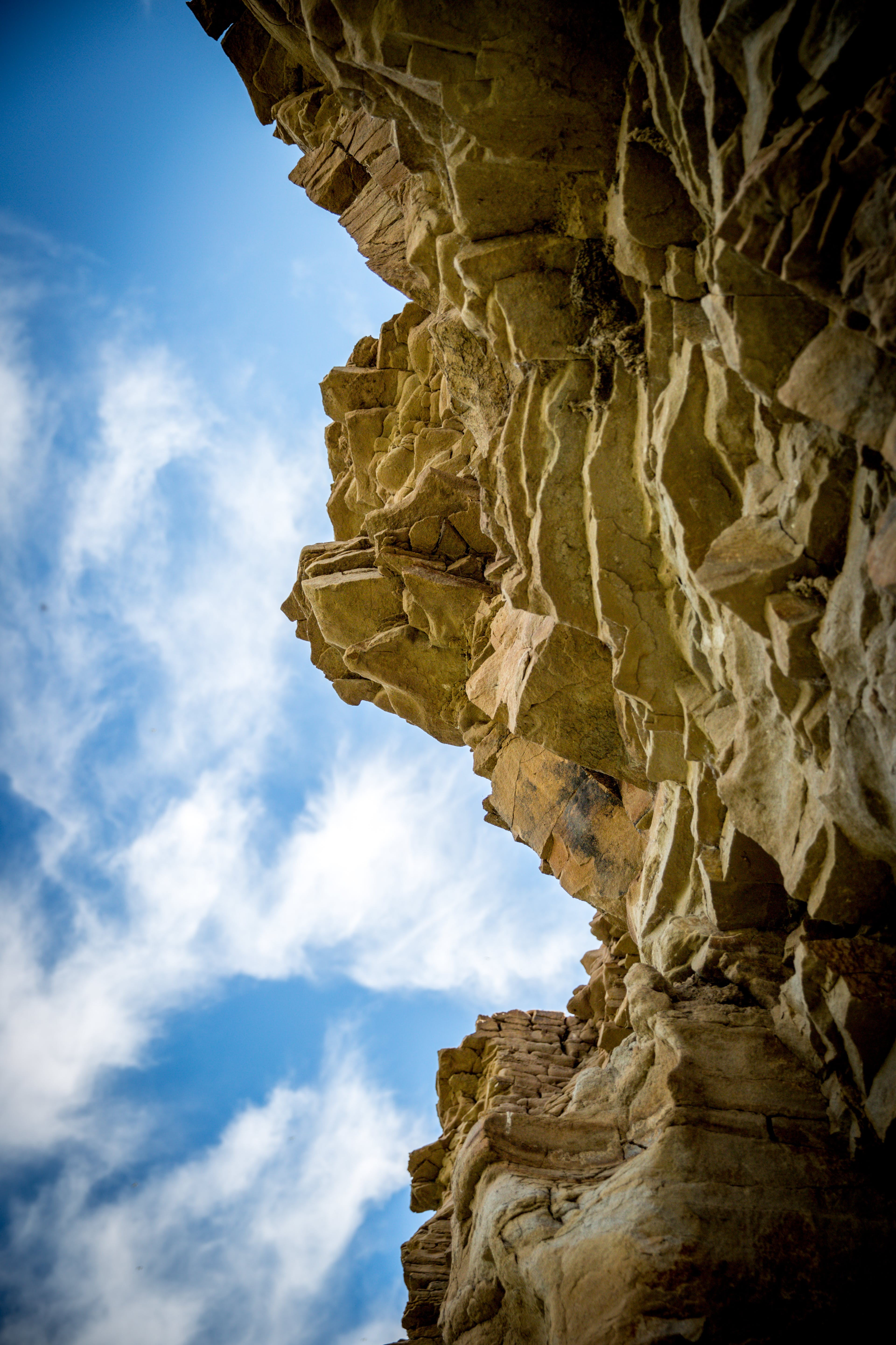 Free stock photo of achievement, cliff, cliff face, climbing