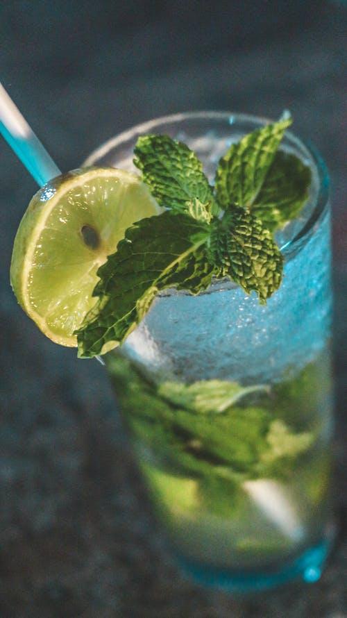 Základová fotografie zdarma na téma citron, jonas androx, mojito, pití