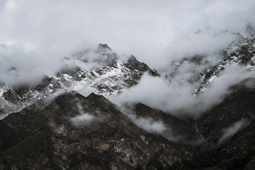 경치, 눈 덮인, 로키산맥, 산의 무료 스톡 사진