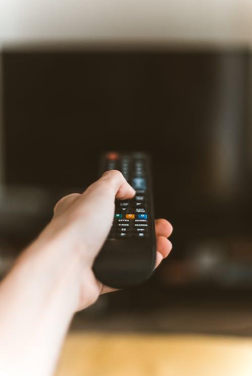 Gratis lagerfoto af fjernbetjening, hånd, kontrol