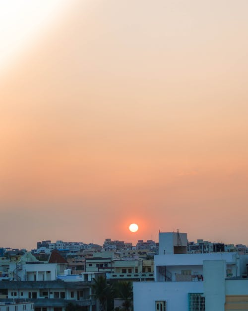 Free stock photo of buildings, city, hyderabad