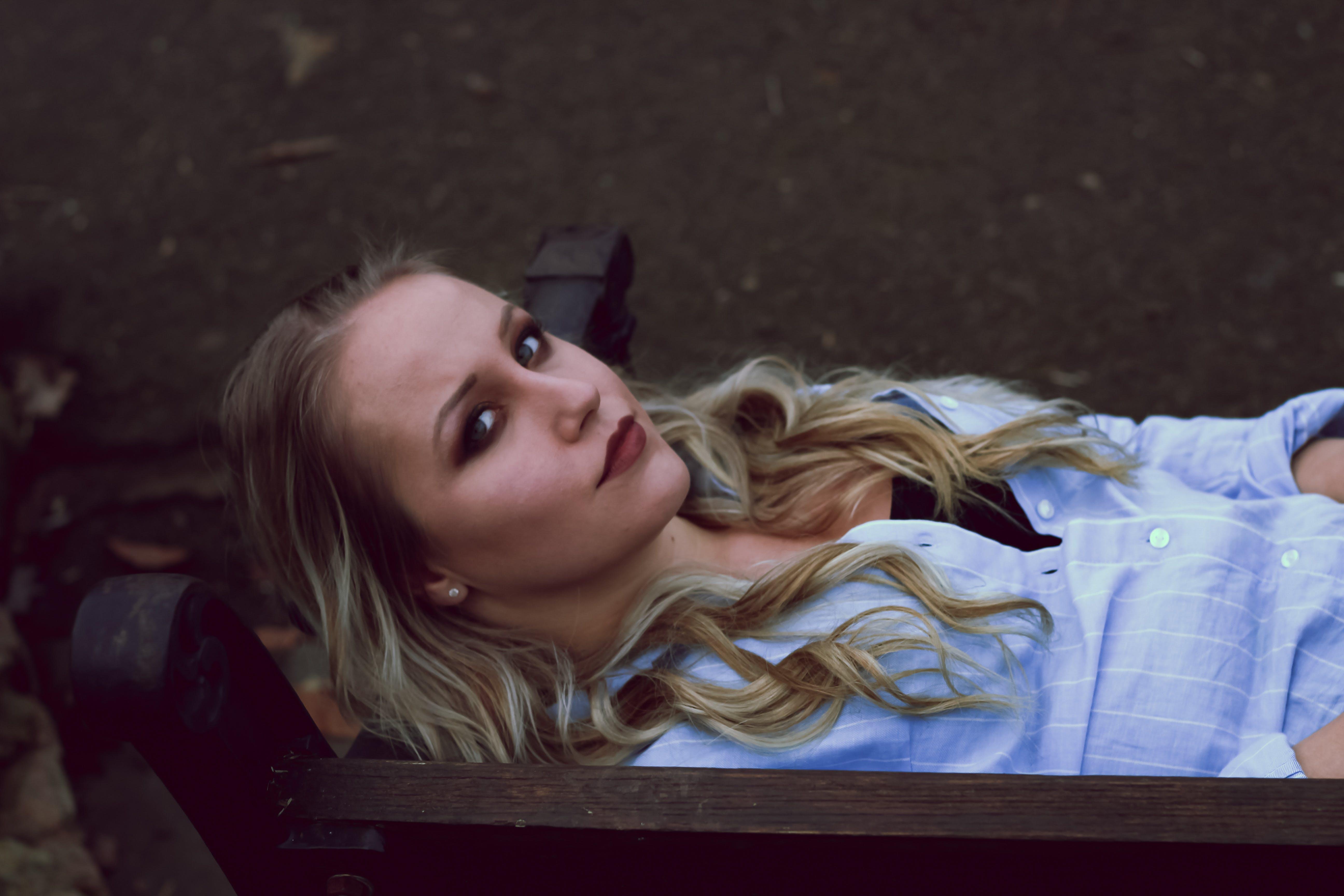Free stock photo of beautiful, beautiful eyes, beautiful girl, beauty in nature