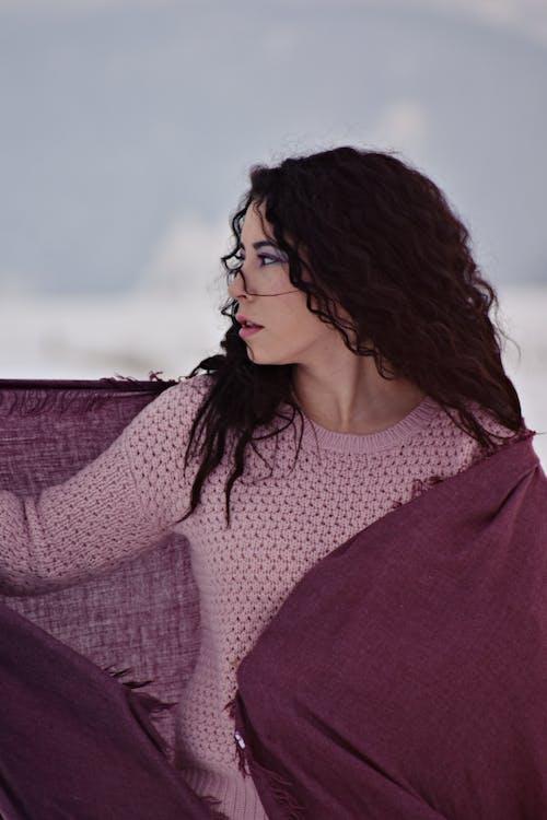 Fotos de stock gratuitas de bufanda, desgaste, diseñar, Moda
