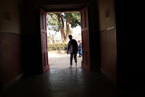 Free stock photo of dark, door, entrance