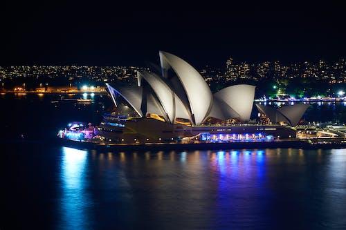 Photos gratuites de architecture, australie, bâtiment, bord de l'eau