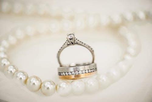 Photos gratuites de bijou, bijoux, collier, diamant