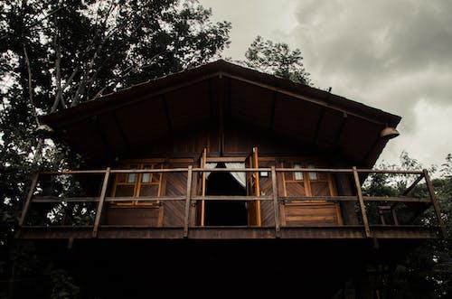 Darmowe zdjęcie z galerii z architektura, budynek, dom, drewniany