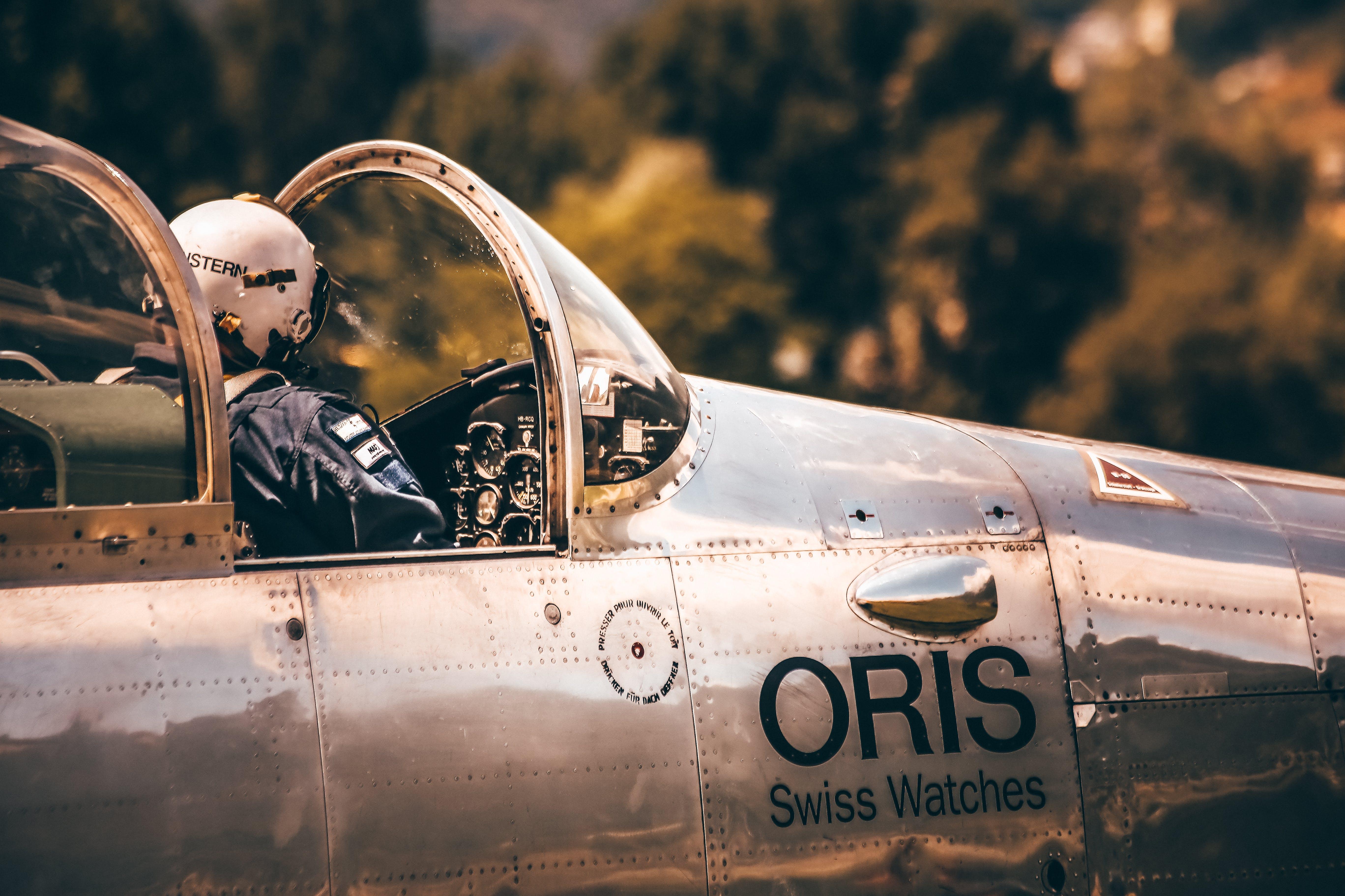 Foto stok gratis Angkatan Udara, kendaraan, militer, penerbangan