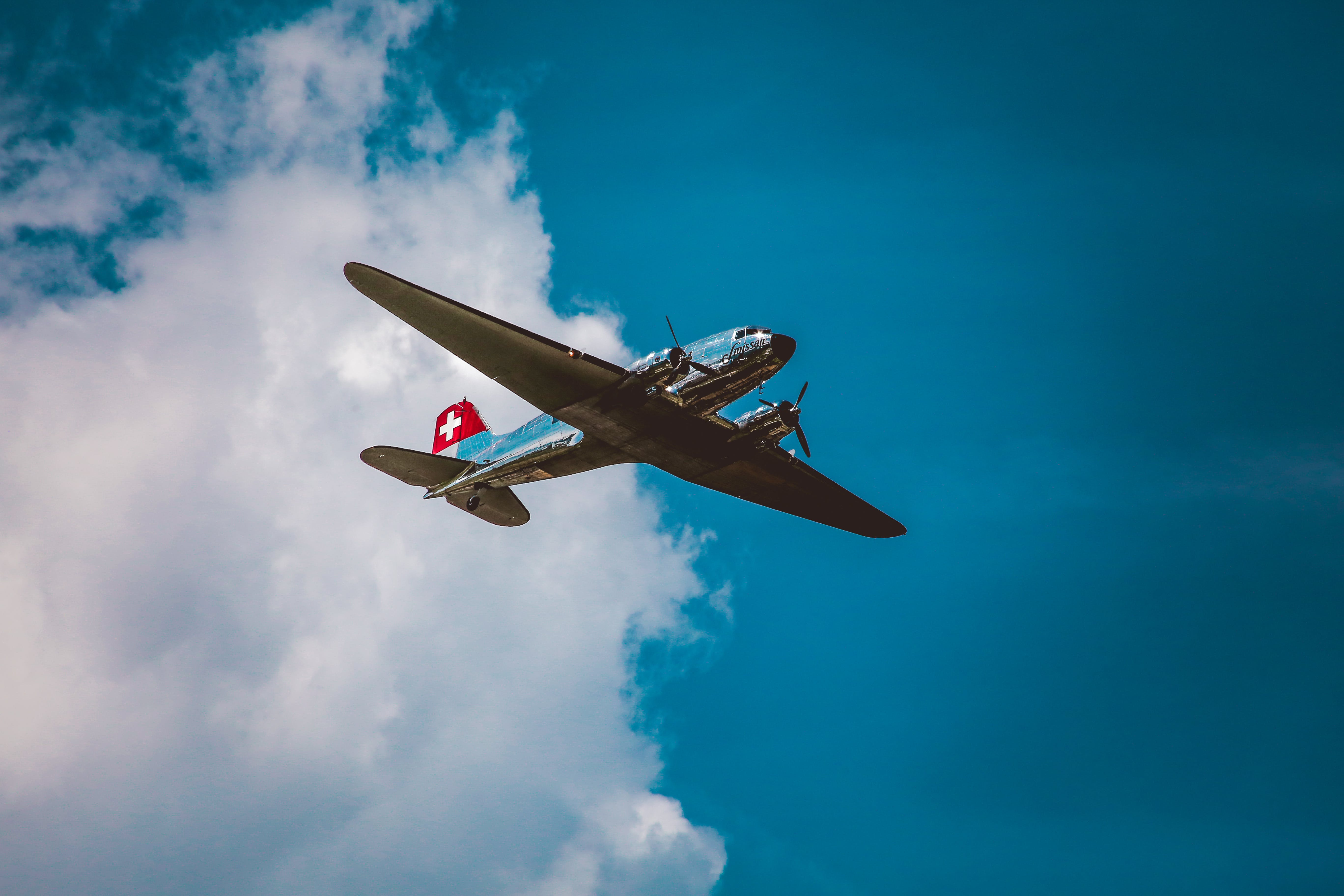 Photo Of An Airplane