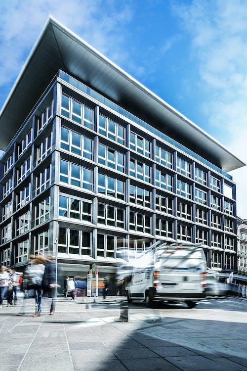 市中心, 建築, 建築物正面, 建造 的 免費圖庫相片